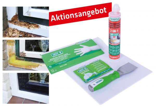 REPAIR CARE DRY FLEX Aktionspaket