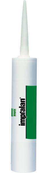 IMPRA impra®lan-Flex Fugendichtmasse, farblos, Kartusche 310 ML